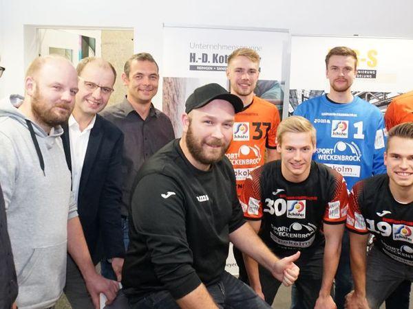 Langfristig in der Oberliga etablieren