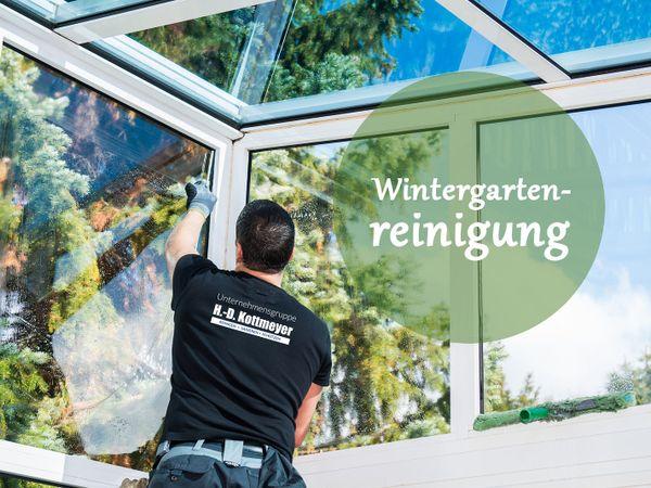 Sonnenplatz sichern – Wintergartenreinigung!