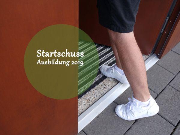 AUSBILDUNGSSTART 2019
