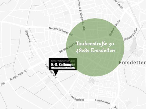 Umzug Niederlassung Emsdetten!