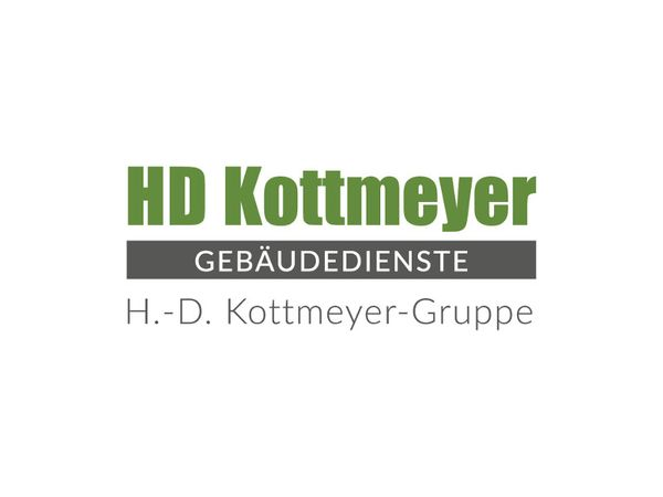 Neuer Name, neues Logo – HD Kottmeyer Gebäudedienste GmbH & Co. KG
