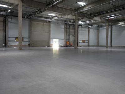 geschliffener Industrieboden