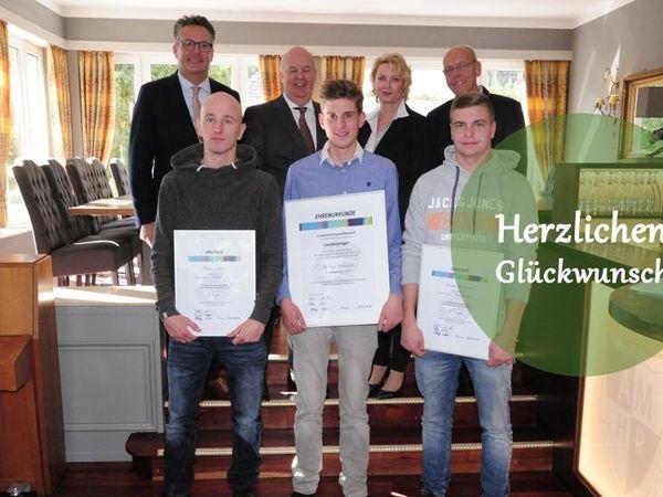 Landesleistungswettbewerb 2018 - Sieg in Hamm!