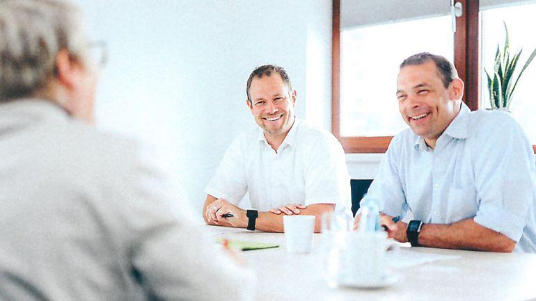 Jörg und Sven Kottmeyer lüften das Erfolgsgeheimnis der Unternehmensgruppe H.-D. Kottmeyer