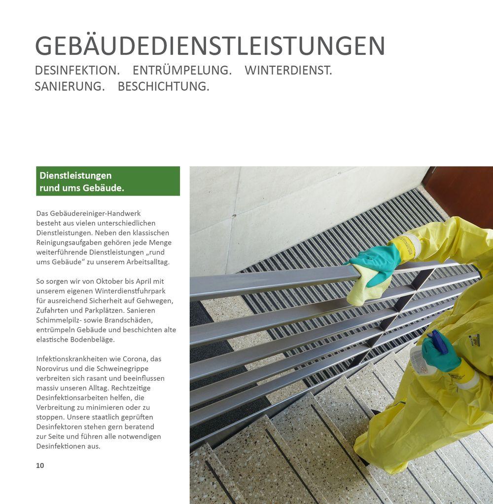 Unternehmensbroschüre H.-D. Kottmeyer-Gruppe