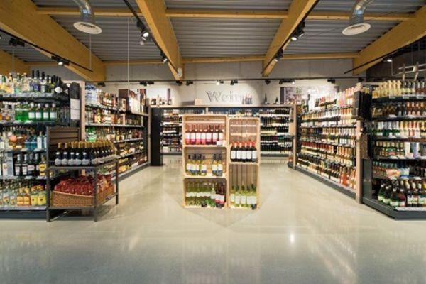 Unterhaltsreinigung Einzelhandel
