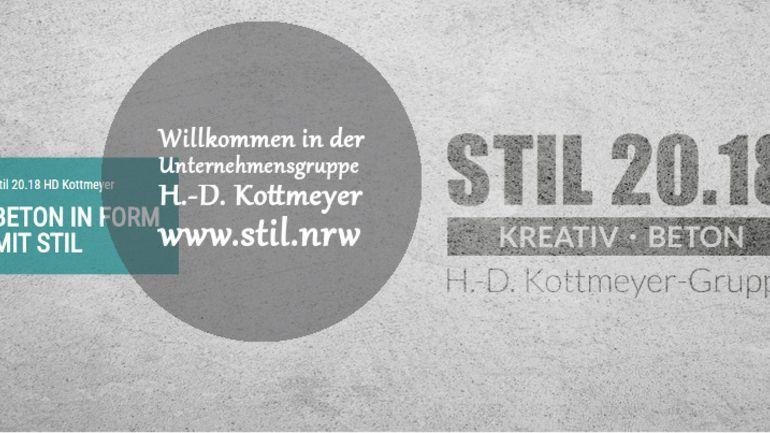 Willkommen in der Unternehmensgruppe H.-D. Kottmeyer.