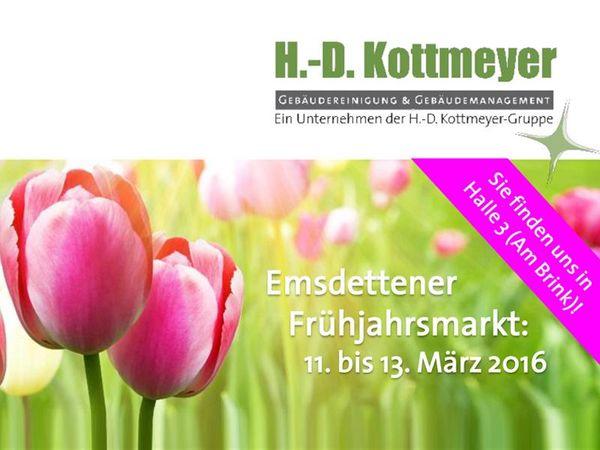 Frühjahrsmarkt Emsdetten
