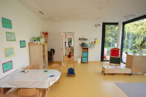Unterhaltsreinigung Kindergärten