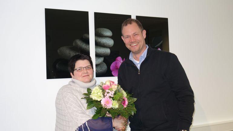 Melanie Geuting und Jörg Kottmeyer